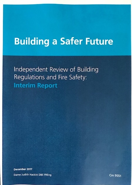 Independent Review of Building Regulations and Fire Safety - Interim Report